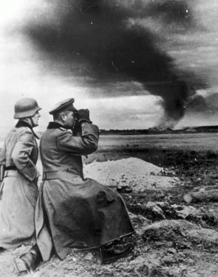 Лишь недавно российские историки получили доступ к документам, которые позволяют понять, что думали о блокаде гитлеровцы