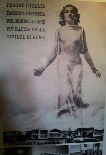 Почему фашистская Италия ещё быстрее распространяет в мире свет римской цивилизации / Манифест Чинечитта