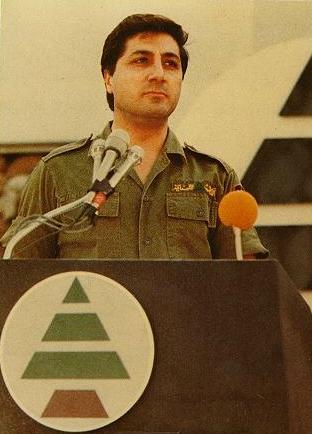 """14 сентября 1982 года при таинственных обстоятельствах погиб лидер «Катаиб» (""""Христианской фаланги"""") Башир Жмайель, избранный президентом Ливана"""
