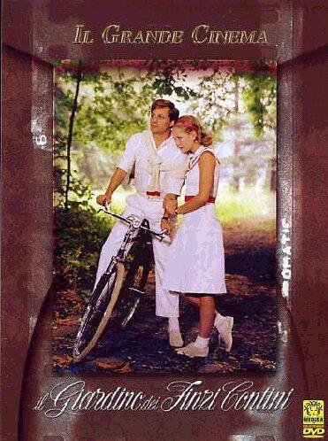 """""""Il giardino dei Finzi-Contini"""" Витторио де Сика («Сад Финци-Контини», 1970) -повествование о двух еврейских семьях незадолго после принятия расовых законов в 1938 году следует за наследниками обеих фамилий, юношей Джорджо и девушкой Миколь"""