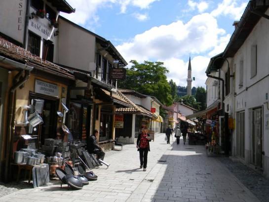 Основанное в XIII веке Сараево был городом смешения самых разных народов и культур