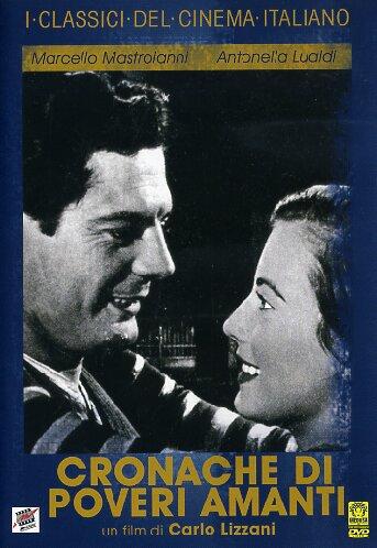 """Фильм Карло Лидзани """"Cronache di amanti poveri"""" («Повесть о бедных влюбленных», 1954) повествует о том времени, когда фашизм лишь недавно пришёл к власти"""