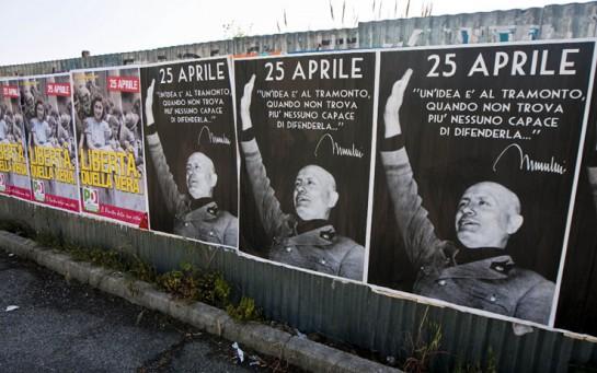 Наследуя фашистскому мифу, миф о фашизме в итальянском кинематографе устанавливает определённые черты фашизма, которые не должны подвергаться сомнениям теми, к кому обращается миф о фашизме — в данном случае, к зрителям