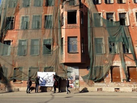 Здание на Мира, 36 - памятник Северного модерна