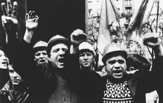 Рабочее движение в позднем СССР составило, вместе с национально-освободительными и правозащитными движениями, общий поток буржуазно-демократического «освободительного» движения