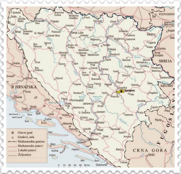 Босния и Герцеговина не относится к числу богатых стран Европы и даже балканского региона