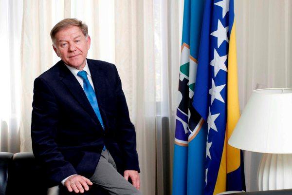 С весны 2013 года во главе Сараево находится известный в Боснии политический деятель, в прошлом руководивший Палатой народов Федерации БиГ Иво Комшич