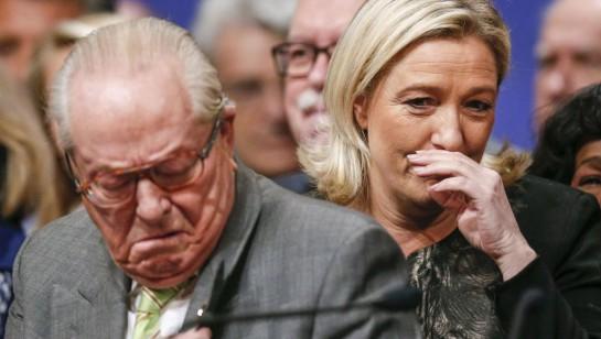 Жан-Мари Лё Пен считает, что дочь Марин предала его