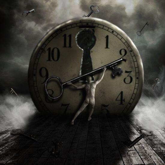"""""""Есть два времени: одно состоит только из сплетающихся настоящих, а другое постоянно разлагается на растянутые прошлые и будущие…"""""""