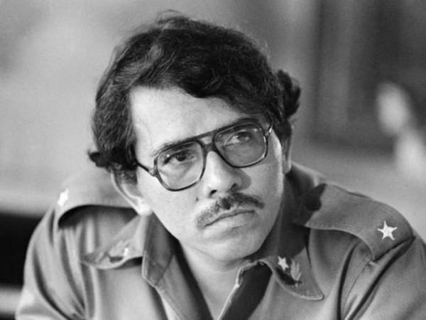 Лидер сандинистов Даниэль Ортега
