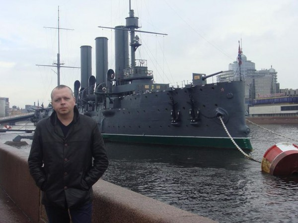 Алексей Лапшин - философ и публицист