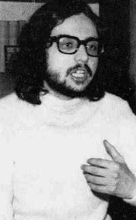 """Марио Мерлино в 1974 - в середине """"свинцового десятилетия"""""""