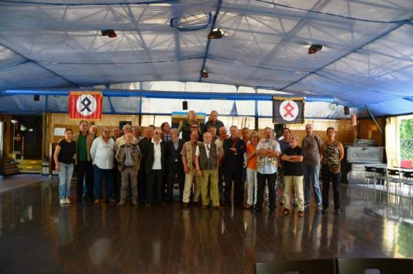 21 июня 2014 ujlf в Риме открылась конференция Solidarieta Sociale — Социальная солидарность, на которой доклад прочёл Марио Мерлино