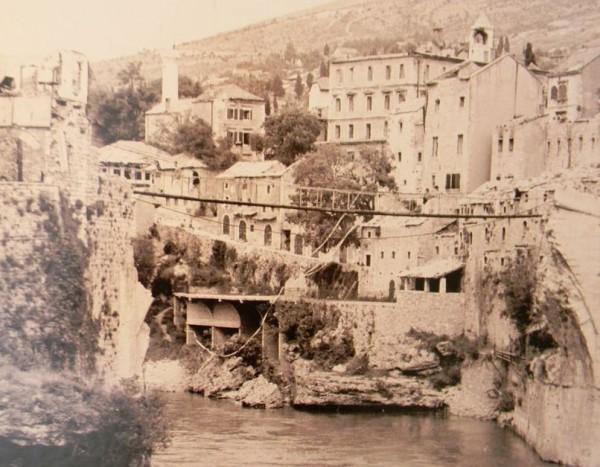 Мостар без моста: в ноябре 1993 года его взорвали хорватские боевики