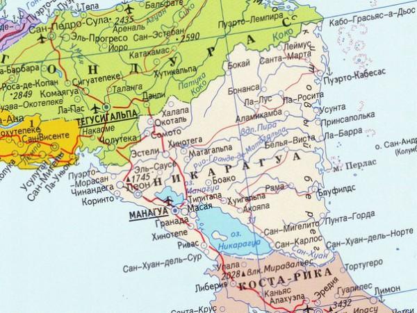 Атлантическое побережье Никарагуа европейцы открыли в 1502 году (4-е путешествие Христофора Колумба). Завоевание страны испанцами началось в 1522-м (Хиль Гонсалес Давила)