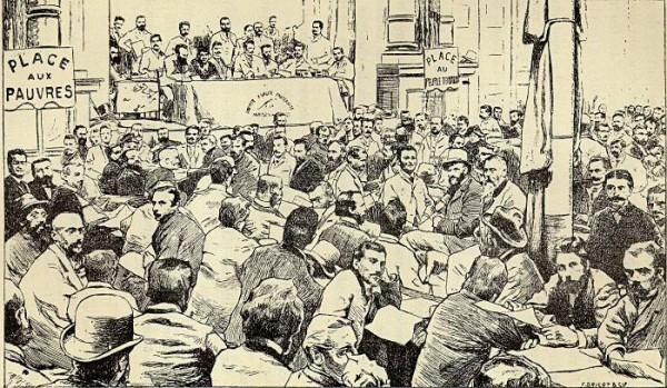 В начале ХХ века вопрос о сущности, задачах и методах профессионального движения выдвинулся на первый план и в русской, и в западноевропейской социалистической литературе