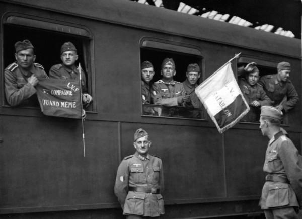 Среди бойцов Легиона французских добровольцев были дипломированные специалисты по филологии, инженеры, ложные принцы и настоящие маркизы, клошары и герои войны 1914-1918 годов, бывшие бойцы Интернациональных бригад и сторонники Франко