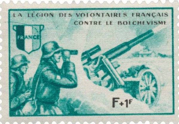 11 июля 1941 года на Зимнем велодроме, где будут позднее припаркованы наши еврейские соотечественники, имела место первая массовая манифестация за то, чтобы начать набор в «антибольшевистской Крестовый поход»