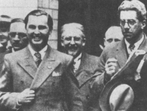 В 1936 году Дегрелль был сaмым молодым политическим лидером в Европе