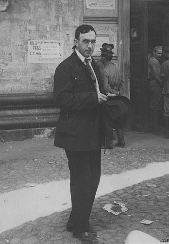 (Борис Давидович Камков (Кац)  (1885-1938) - один из лидеров левых эсеров