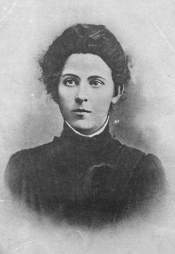 Мария Александровна Спиридонова (1884-1941)