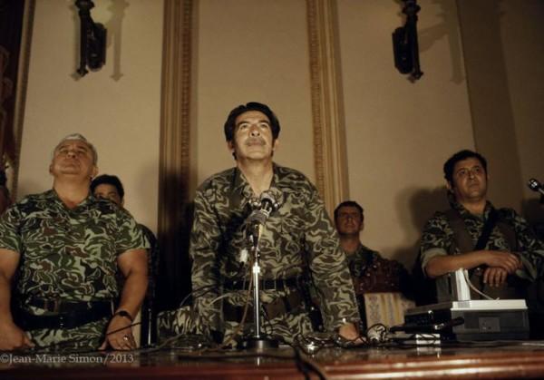23 марта гватемальцы проснулись в новой стране. Их встретила революционная хунта «Молодых офицеров». Генерал Эфраин Риос Монтт, полковник Эктор Гордильо Мартинес, полковник Луис Мальдонадо Схаад