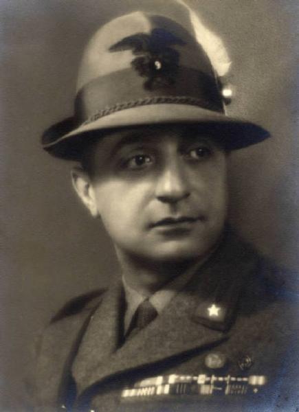 Джузеппе Боттаи (1895 - 1959) - основатель фашистской федерации Рима