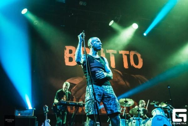 """""""Brutto"""" создал Сергей Михалок. Эта группа играет «пацанский рок», занимается пропагандой здорового образа жизни и атлетизма"""