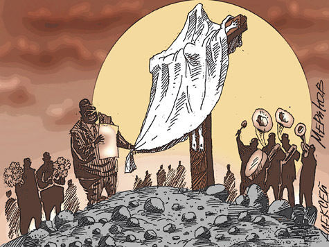 Представленный в Думу проект наделения некоторого фиксированного количества религиозных текстов юридическим иммунитетом от антиэкстремистского законодательства — мракобесный средневековый проект, феодальная привилегия
