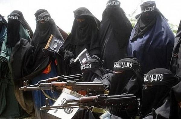 ИГИЛ — полноценное государство, со своим госаппаратом, полицией, которая следит за народом. Есть женские вооружённые отряды, которые бдят за исполнением женщинами шариата: к примеру, чтобы ходили полностью замотанными