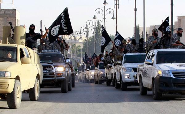 Нет смысла бомбить игиловцев, это маленькие децентрализованные отряды. Какой смысл поднимать стоящий кучу денег самолёт, и тратить дорогие ракеты на трёх-четырёх бородачей с «техничкой»