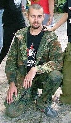 Игаль Левин - анархист, бывший боец израильской армии