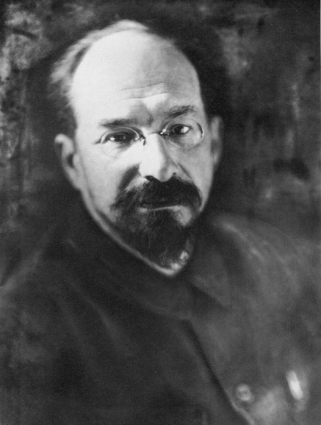 Анатолий Луначарский (1875-1933)