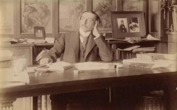 Морис Баррес (1862—1923)