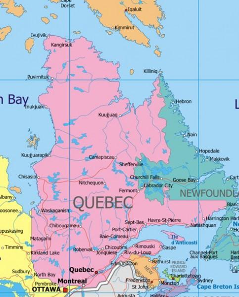 40% жителей Квебека выступают за независимость их провинции