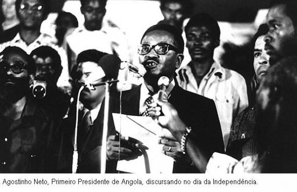 Народное движение за освобождение Анголы (МПЛА) возглавлял Агостиньо Нето. Врач, поэт, философ. Марксистский интеллигент, убеждённый коммунист