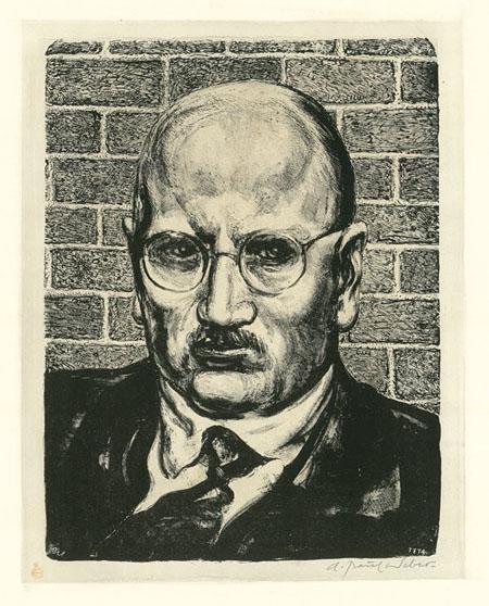 Эрнст Никиш (1889-1967) - противник гитлеризма, идеолог национал-большевизма