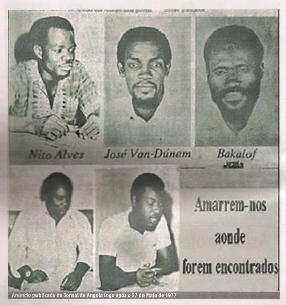 «Мятеж фракционеров» (он же - «Нитисташ») вспыхнул 27 мая 1977 года. И поначалу пошёл, как и ожидалось. Были захвачены административные здания, взяты высокопоставленные заложники, освобождены из тюрьмы сторонники Нито Алвиша