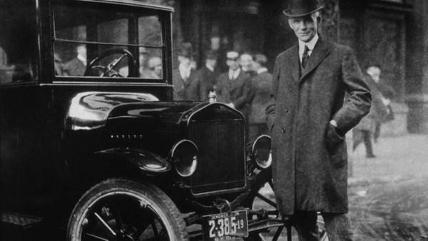 Ге́нри Форд (англ. Henry Ford; 30 июля 1863 — 7 апреля 1947)