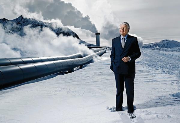 Президент Исландии Олафур Рагнар Гримссон: «Мы могли стать не северной Кубой, а северным Гаити»