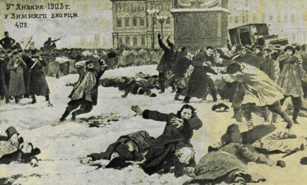Царю Николаю II рабочей демонстрации 9 января можно было просто сказать: «Задержите как-нибудь». А потом выговаривать делегации специально отобранных игорей холманских: «Я на вас не сержусь. Но мятежной толпой заявлять мне о своих нуждах преступно»