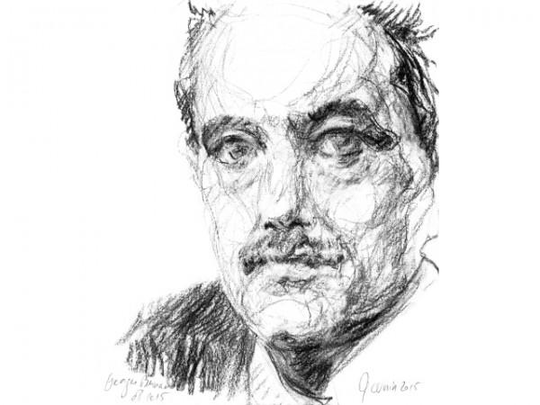 Жорж Бернанос (20 февраля 1888, Париж — 5 июля 1948)