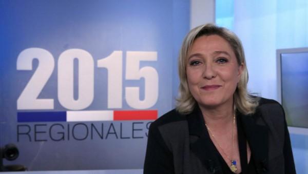 Марин Лё Пен в понедельник, 7 декабря, в эфире радиостанции RMC заявила, что намерена «прекратить все международное сотрудничество» региона Нор-Па-де-Кале - Пикардия, который она намеревается возглавить