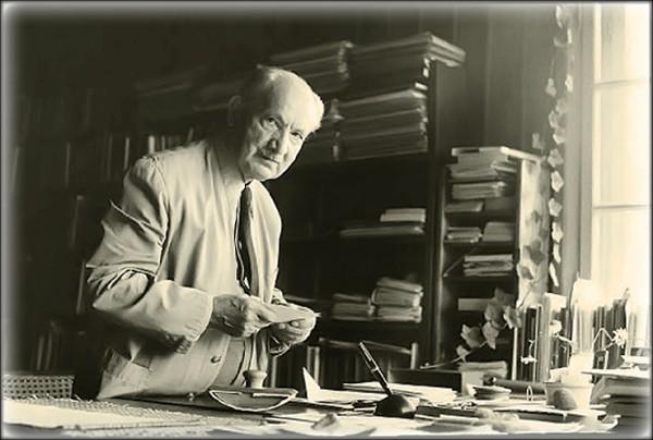 Мартин Хайдеггер (26.09.1889 - 26.05.1976_