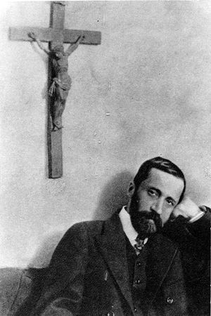 Дмитрий Мережковский (1865-1941)