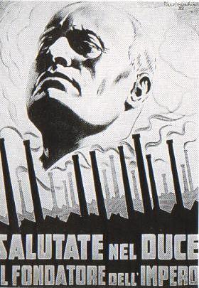 В центре деятельности Школы фашистской мистики находился культ Дуче как творца и основателя фашизма, как вождя, реализующего историческую миссию фашизма