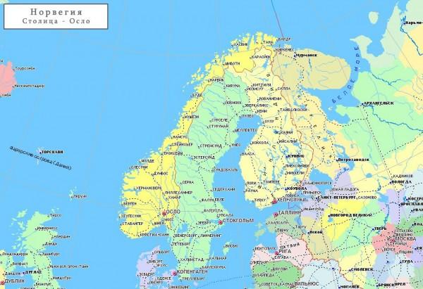 Задолго до открытия нефти и газа на норвежском шельфе, Норвегия стала промышленно развитой страной благодаря социал-демократической политике социального соучастия