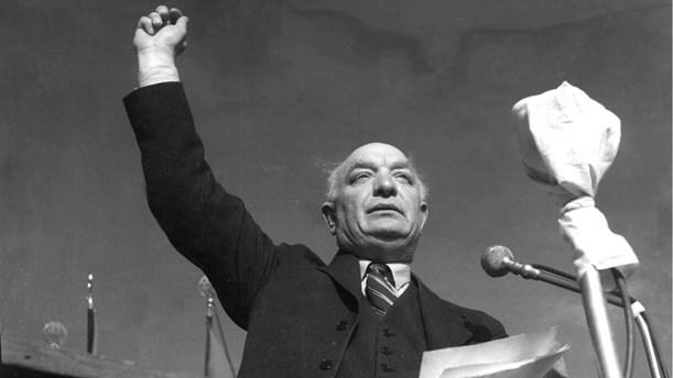 Пер Альбин Ханссон (1885-1946) - шведский социал-демократ
