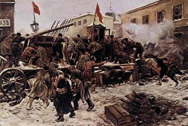 Пресня отчаянно сопротивлялась 29–30 декабря