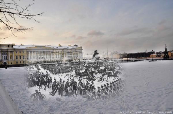 Декабристы, безусловно, совершили подвиг. Они были первыми людьми в России, осознанно и открыто выступившими против самодержавия